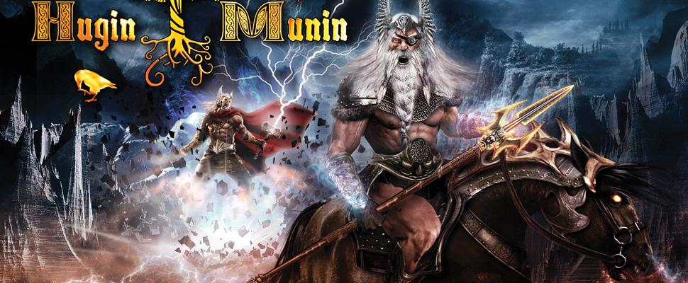 Hugin Munin Odin